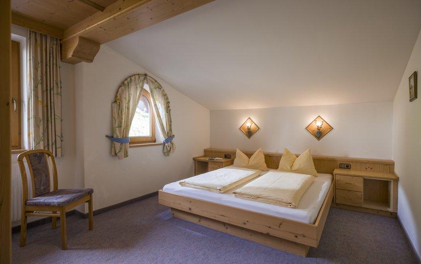 Bedroom in Apt. type 2 - Landhaus Casper ©Kalle's Appartements