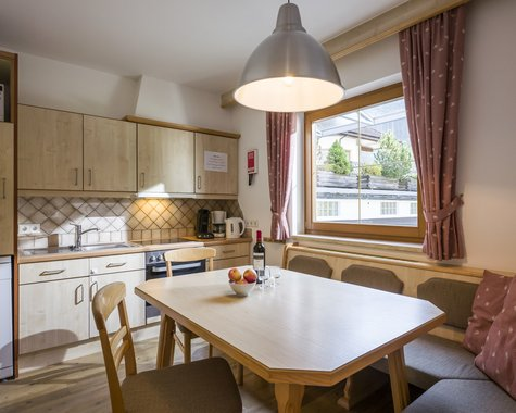 Küche App. Typ 1 - Kalle's Appartements ©Kalle's Appartements