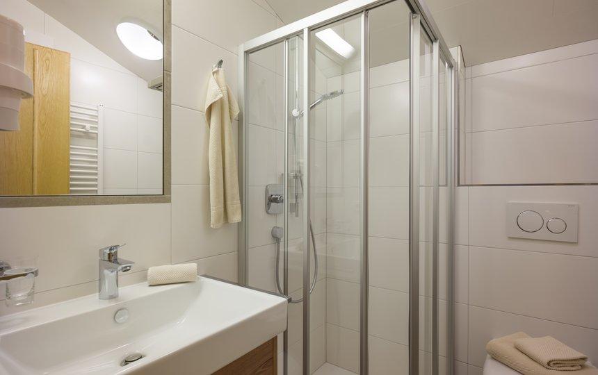 Bathroom in Apt. type 1 - Kalle's Apartments ©Kalle's Appartements