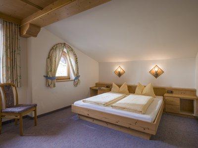 Schlafzimmer App. Typ 2 - Landhaus Casper ©Kalle's Appartements