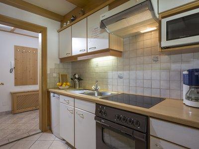 Küche App. Typ 2 - Landhaus Casper ©Kalle's Appartements