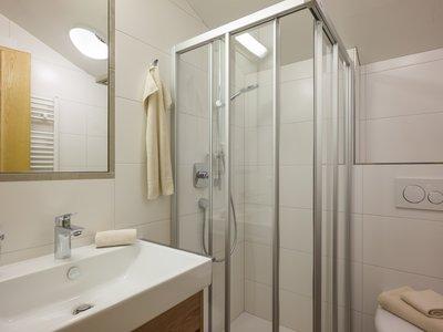 Badezimmer App. Typ 1 - Kalle's Appartements ©Kalle's Appartements